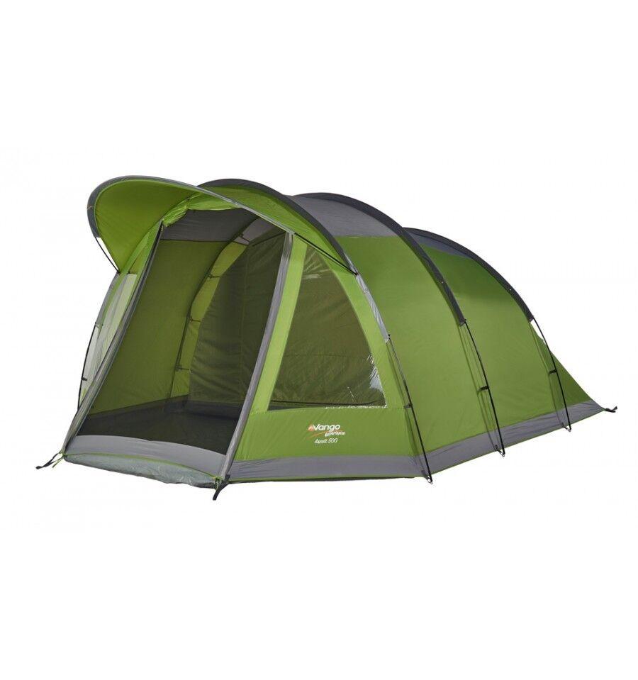 Vango Ascott 500 Tent - 5 Person Tent 2018