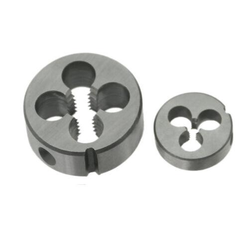 Alloy Steel UNC Threading Screw Thread Die Hand Tap 1//2,1//4,3//8,5//16,4#6#,8#,10#