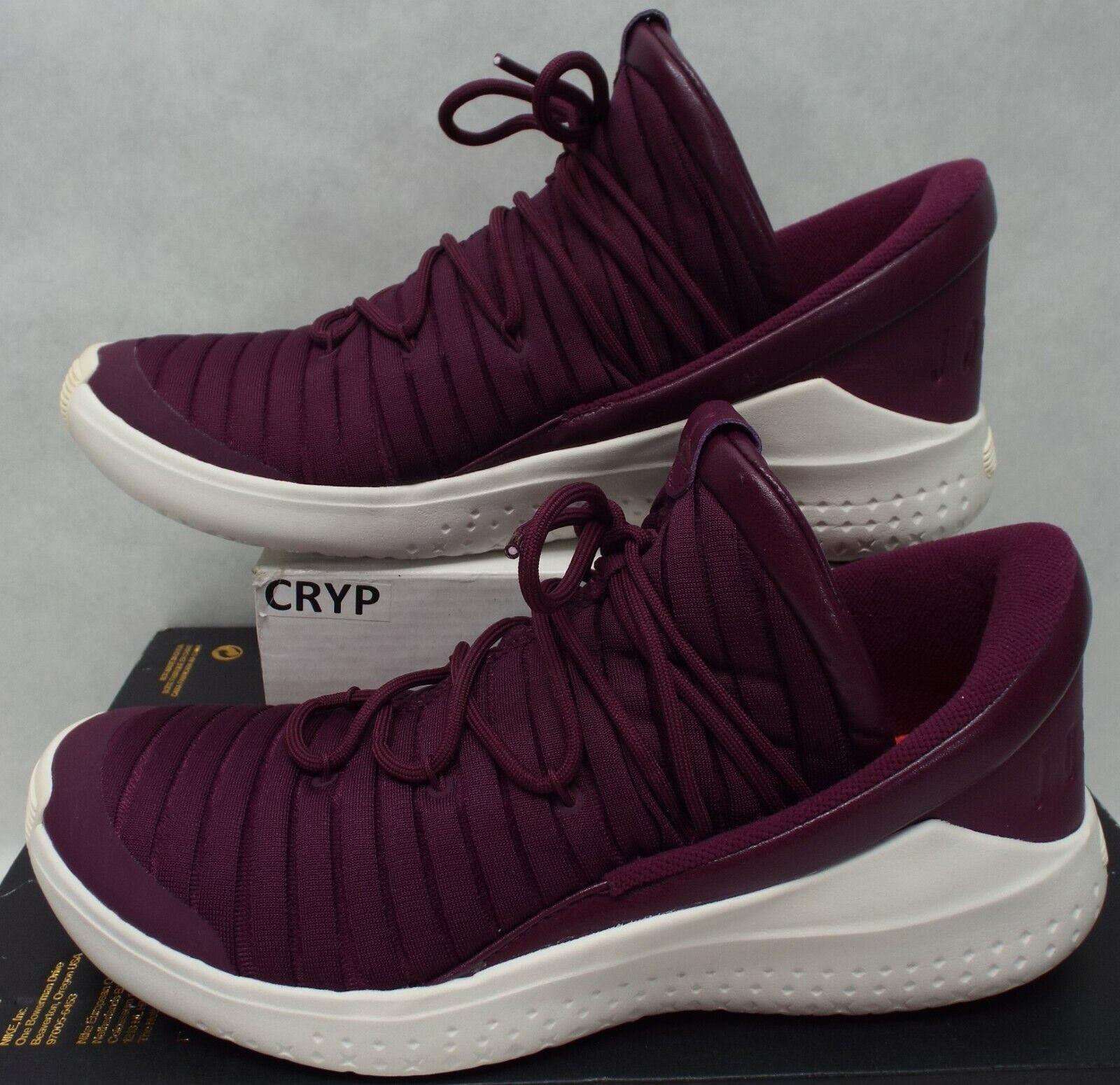 New Mens 12 NIKE Jordan Flight Luxe Bordeaux Basketball shoes  120 919715-637