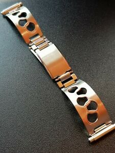 Olympic-Motif-Rally-Drivers-Watch-Strap-18-22-Adjustable-lugs