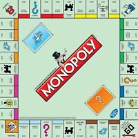 Monopoly The Classic Edition Traditional Family Fun Board Game,