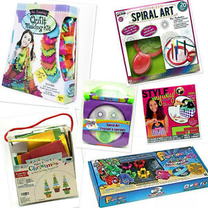 Crafts Kits for Kids and Teens Many Types and Styles