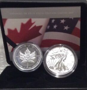 2019-Pride-of-Two-Nations-Canada-Limited-Edition-Two-Coin-Set-Eagle-Maple-Leaf