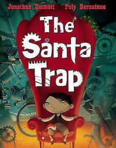 Preschool-Bedtime-Christmas-Story-Book-THE-SANTA-TRAP-NEW