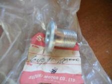 NOS Suzuki OEM Lower Crown Nut TS100 T500 GT250 TM400 TC185 08313-11107 Qty5