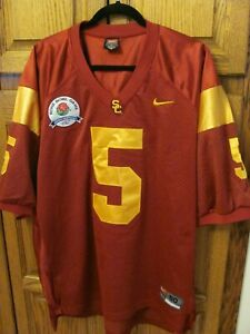 USC Trogans Reggie Bush #5 Rose Bowl Jersey | eBay