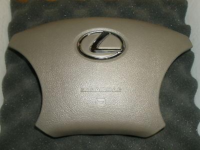 09 *08*07*06* 05* 04* 03 Lexus Gx470 Gx-470 Driver Airbag Tan / Beige/marrone