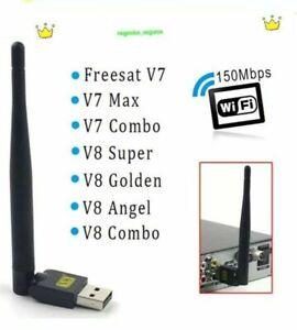 FREESAT-V8-V7-USB-WIFI-ANTENA