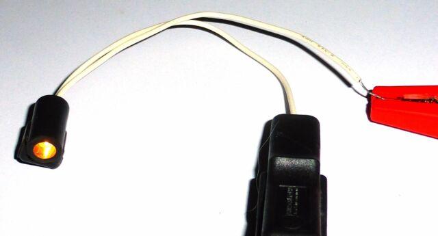 System de rétro éclairage de rechange pour réticule Oscilloscope CRC/Schlum.
