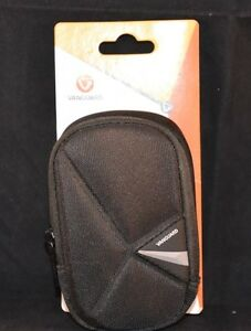 509d6b1e3bd9 Vanguard Pampas II 6B BK Carrying Case Pouch for Camera - Black ...