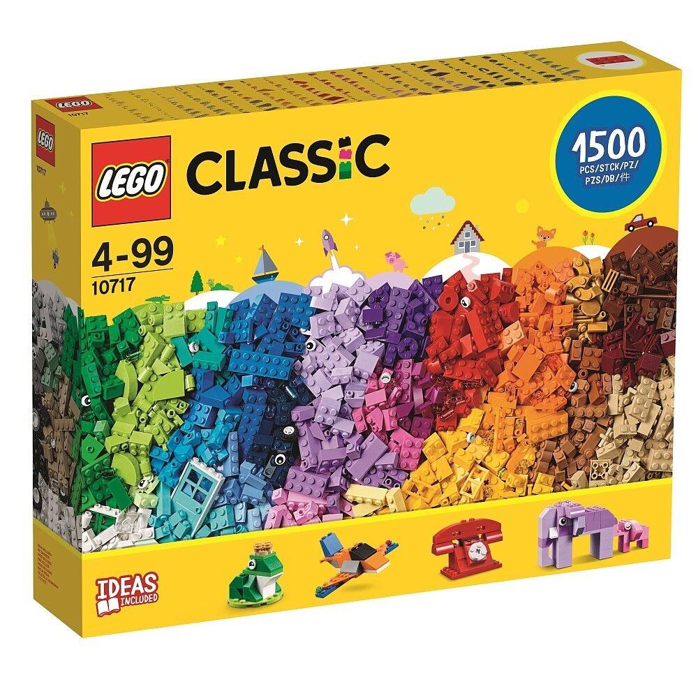 Lego Classic - 10717 - Extragroße Steinebox NEU OVP