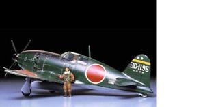 Tamiya-61018-1-48-Japanischer-Abfangjaeger-Mitsubishi-J2M3-Interceptor-Raiden