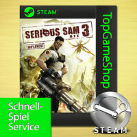 ⭐️ Serious Sam 3 BFE UNCUT - PC | MAC | LINUX - STEAM Download Key [MULTI] ⭐️