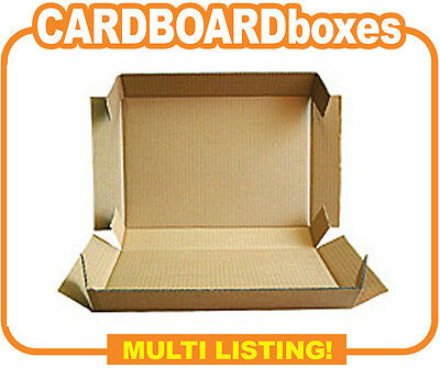 Canvas Packing Boxes, Picture Cardboard Box - 16 Sizes & FAST Next Day P&P!