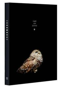 Night-Owl-Journal-by-Scott-Traer-Diary-Book-9781616894252-NEW