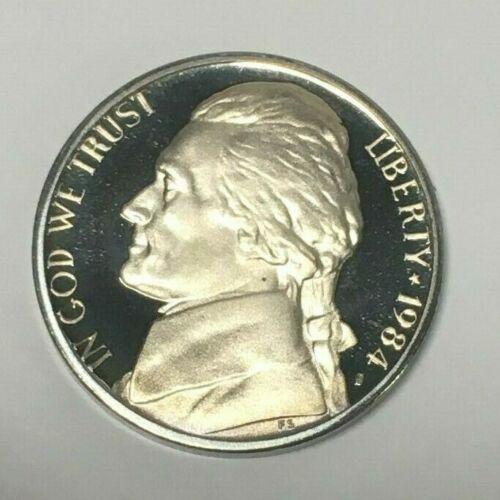 P Jefferson Choice//Gem BU Roll 40 US Coins 1982