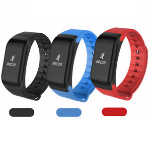 BRACCIALE-WEARFIT-ACTIVITY-FIT-TRACKER-FREQUENZA-CARDIACA-PEDOMETRO-CONTACALORIE