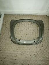 Herman Miller Titanium Silver Aeron Size B Seat Frame No Cracks
