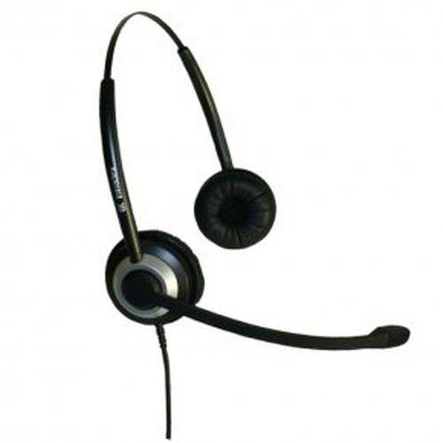 Imtradex Basicline Tb Headset Binaural per Telekom - Iq-Tel 1 Telefono