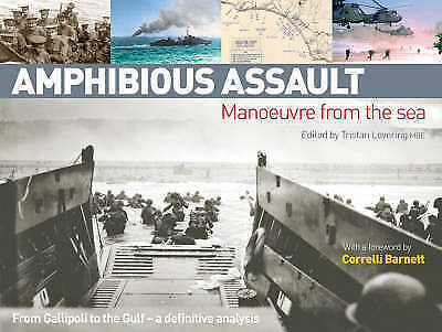 1 of 1 - Amphibious Assault: Manoeuvre from the Sea, Acceptable, Lovering, Lt. Com. Trist