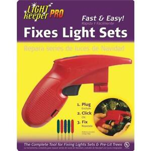 Fix Christmas Lights.Details About Light Keeper Pro Fix Christmas Tree Light Repair Kit 1203 Cd