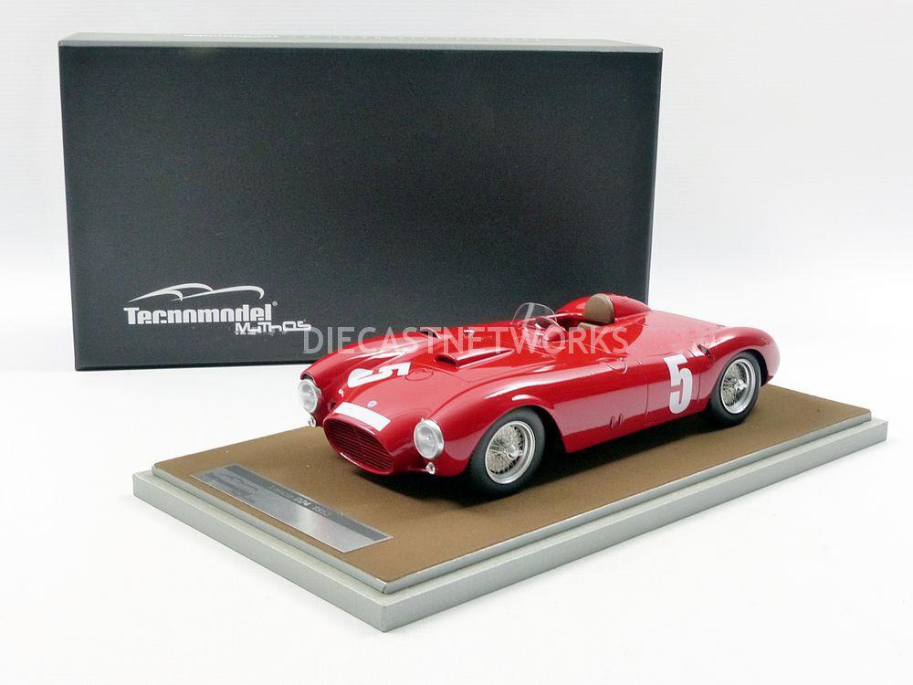 Tecnomodel Lancia D24 Nurburgring 1953  18 Scale LE of 100 New