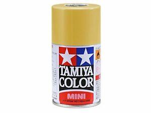 Tamiya-85003-Lacquer-Spray-Paint-TS-3-Dark-Yellow-100ml-Spray-Can