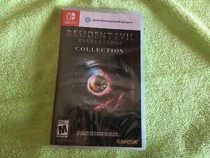 Jeu-Switch-Resident-Evil-Revelations-Collection