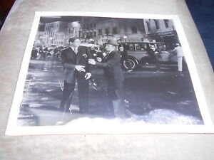 SCARFACE-1932-PAUL-MUNI-LOT-OF-13-ORIGINAL-B-W-STILLS-NICE