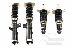 BC-Racing-Adjustable-Coilovers-Shocks-Springs-Kit-BR-Type-For-2005-2010-Scion-tC