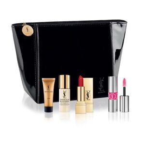 323cf0ac0d0f YSL Yves Saint Laurent 5pc Mini Cosmetics Gift Set *****NEW*****   eBay