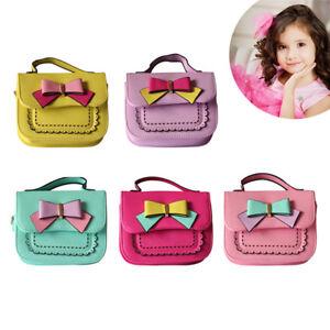 Baby-Girls-Crossbody-Shoulder-Bag-Cute-Bowknot-Tie-Handbag-Candy-Messenger-Bags