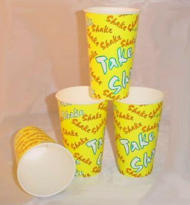 Deckel Milchshakebecher Becherdeckel 0,4//0,5 l 100 Stk