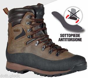 Stivaletti anfibi cofra pro hunter light brown trekking for Rastrelliera per fucili softair