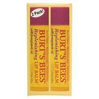 Burt's Bees Lip Balm - 2 Pack