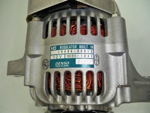 Lichtmaschine von Kubota 16404-64010  D1403  D1703  D1703-M  D1703-M-DI  D1803-M