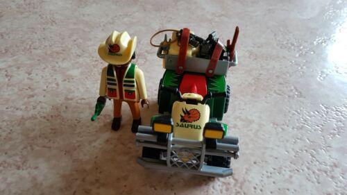 Abenteuer Playmobil 4176 Forscher Quad