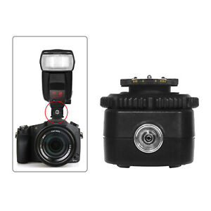 Hot shoe Adapter for Sony A7R A7RII NEX6 RX1R RX10 HX50 Convert for Nikon
