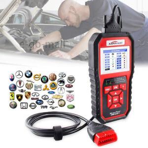 KW850 OBDII EOBD Can Diesel Gasoline Car Engine Fault Diagnostic Scanner