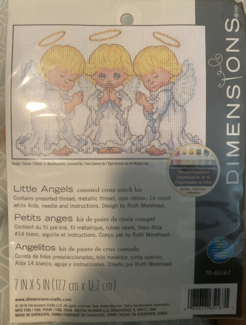 New Dimensions Counted Cross Stitch Kit 70-65168 être un Flamant