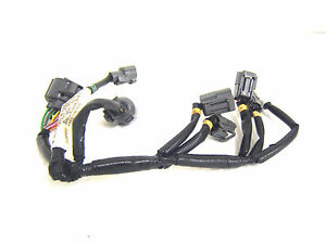 tbi fuel injection wiring harness howell fuel injection wiring harness honda 2003 2009 vfr800 throttle body fuel injector sub