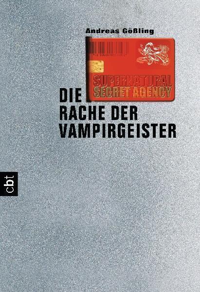 Die Rache der Vampirgeister Andreas Gößling  Fantasy  Taschenbuch ++Ungelesen ++