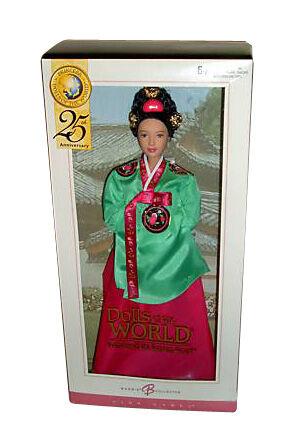 Princess Of The Korean Court 2005 Barbie Doll For Sale Online Ebay