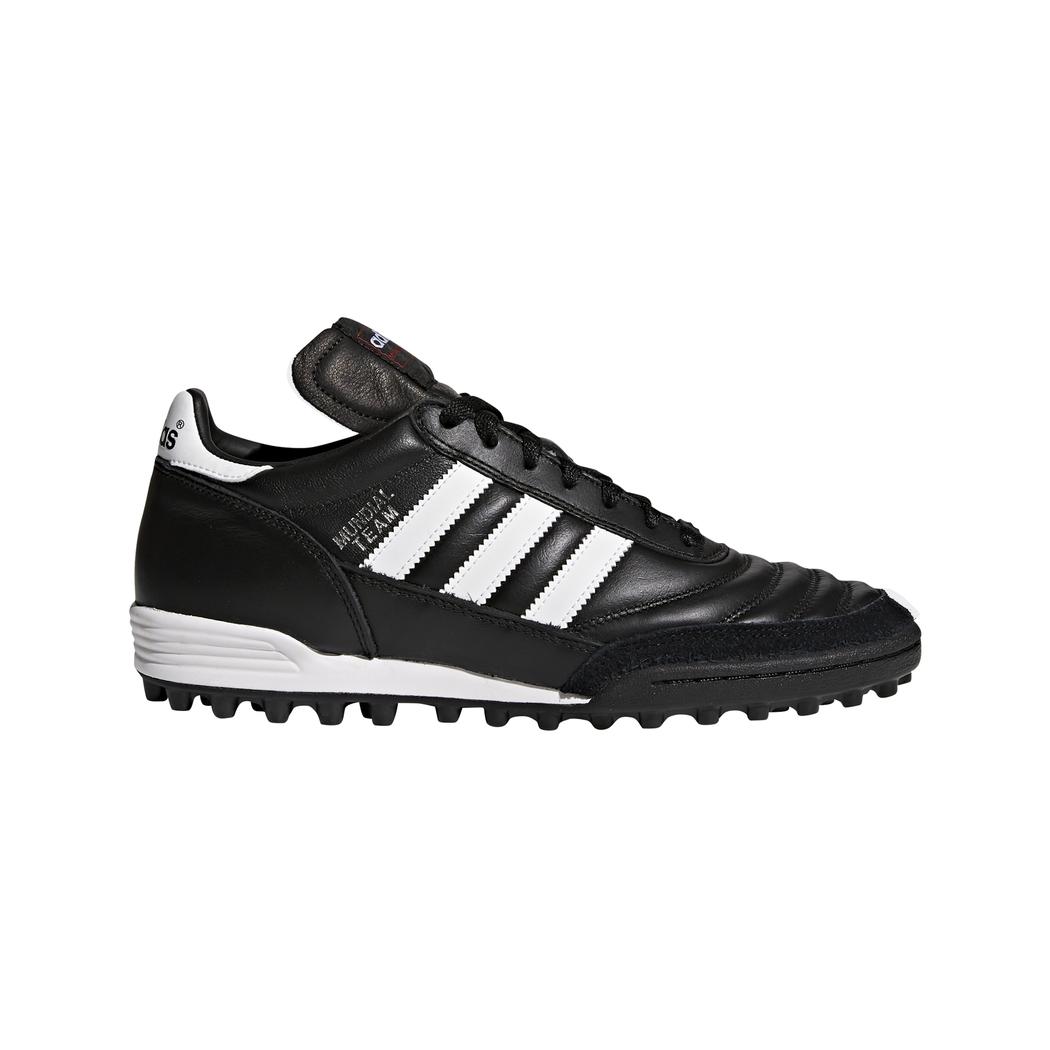 Adidas Mondiale Squadra Sautope da Calcio classeici Copa Erba NeroBianco 019228