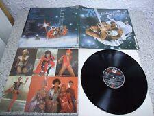 LP Boney M. - Nightflight to Venere 1978 Hansa + CARTOLINE
