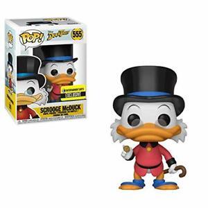 Funko Pop Disney Ducktales Scrooge Mcduck Red Coat Pop