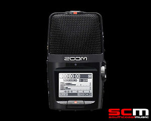 ZOOM-H2Next-4-CHANNEL-PORTABLE-HAND-HELD-AUDIO-RECORDER-STEREO-BRAND-NEW-H2-Next