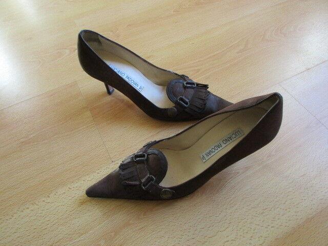 zapatos  Luciano de salón Luciano  Padovan Marrón à  76% 10ea33