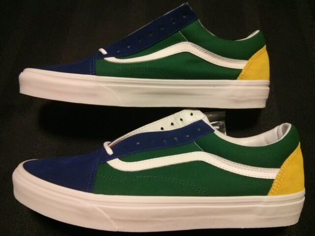 DS 2018 VANS Old Skool Yacht Club VN0A38G1R1Q Multi Color