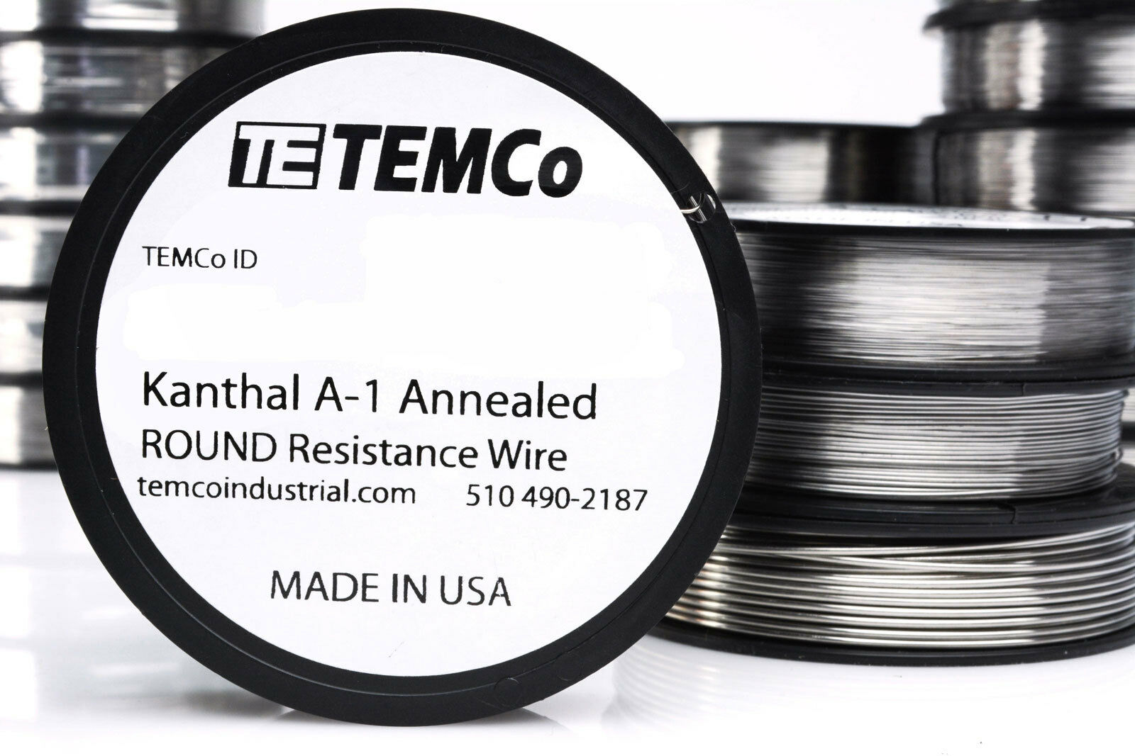 Temco Kanthal A1 Wire 16 Gauge 8 Oz (79 Ft) Resistance AWG A-1 GA | eBay